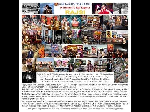 Rajsi (A Tribute To The Legendary Raj Kapoor)