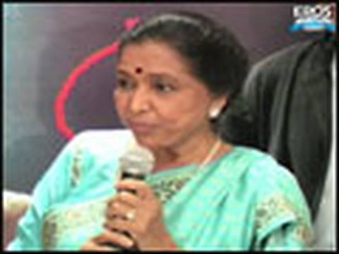 """Asha Bhosle tunes up the band with her new album """"Sapne Suhane"""""""