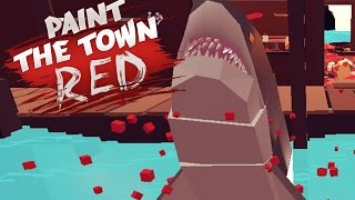 Paint The Town Red Gameplay Deutsch - Piraten Männer Marmelade