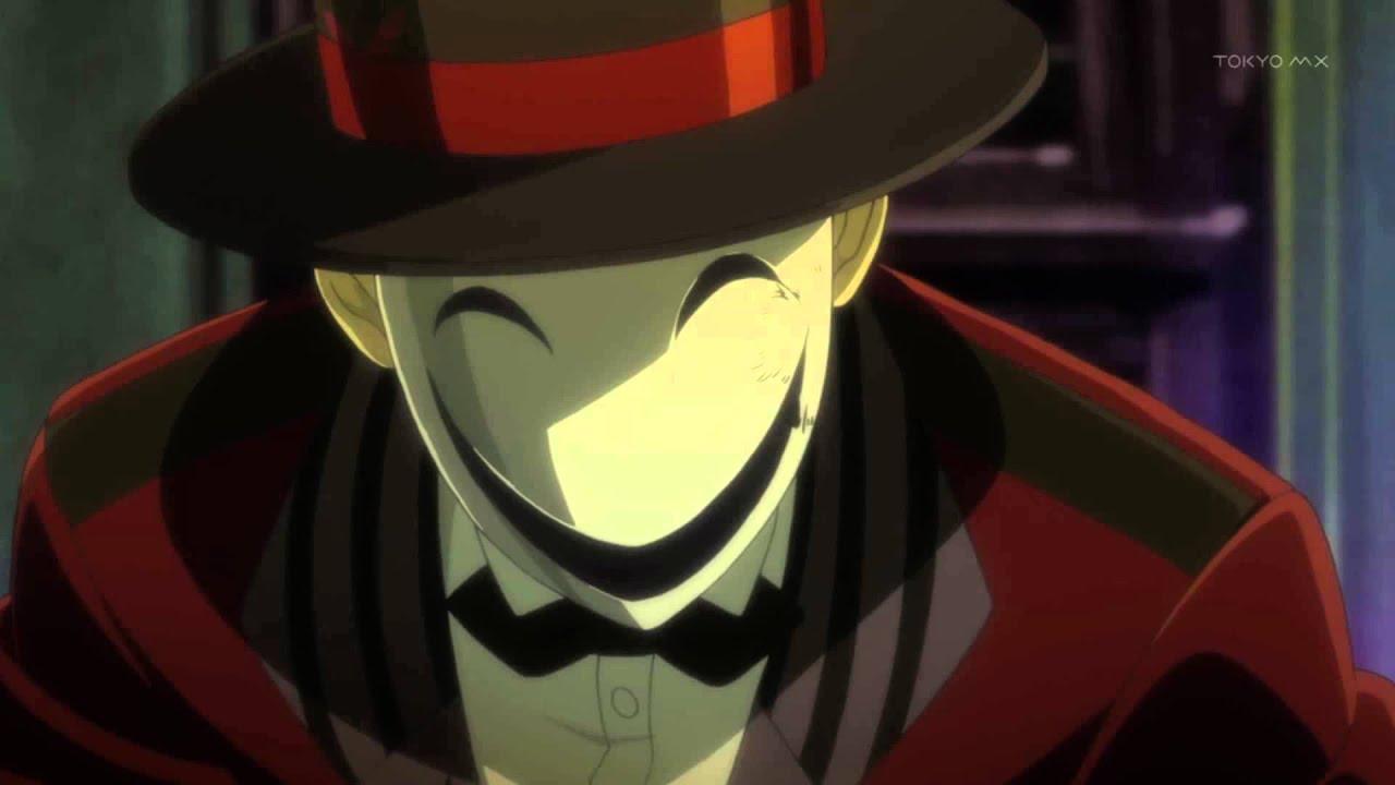 Joker Quotes Wallpaper Fandub Black Bullet Satomi Vs Kagetane Preview Youtube