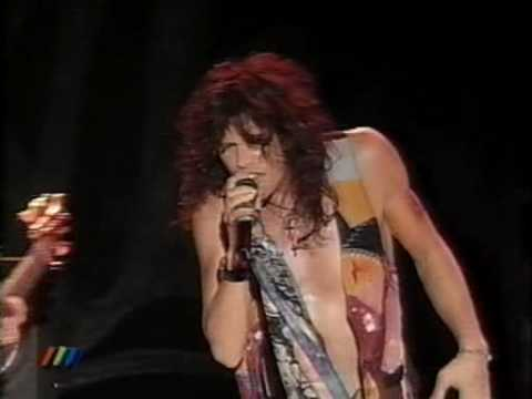 Aerosmith - Cryin' Live in Chile 1994