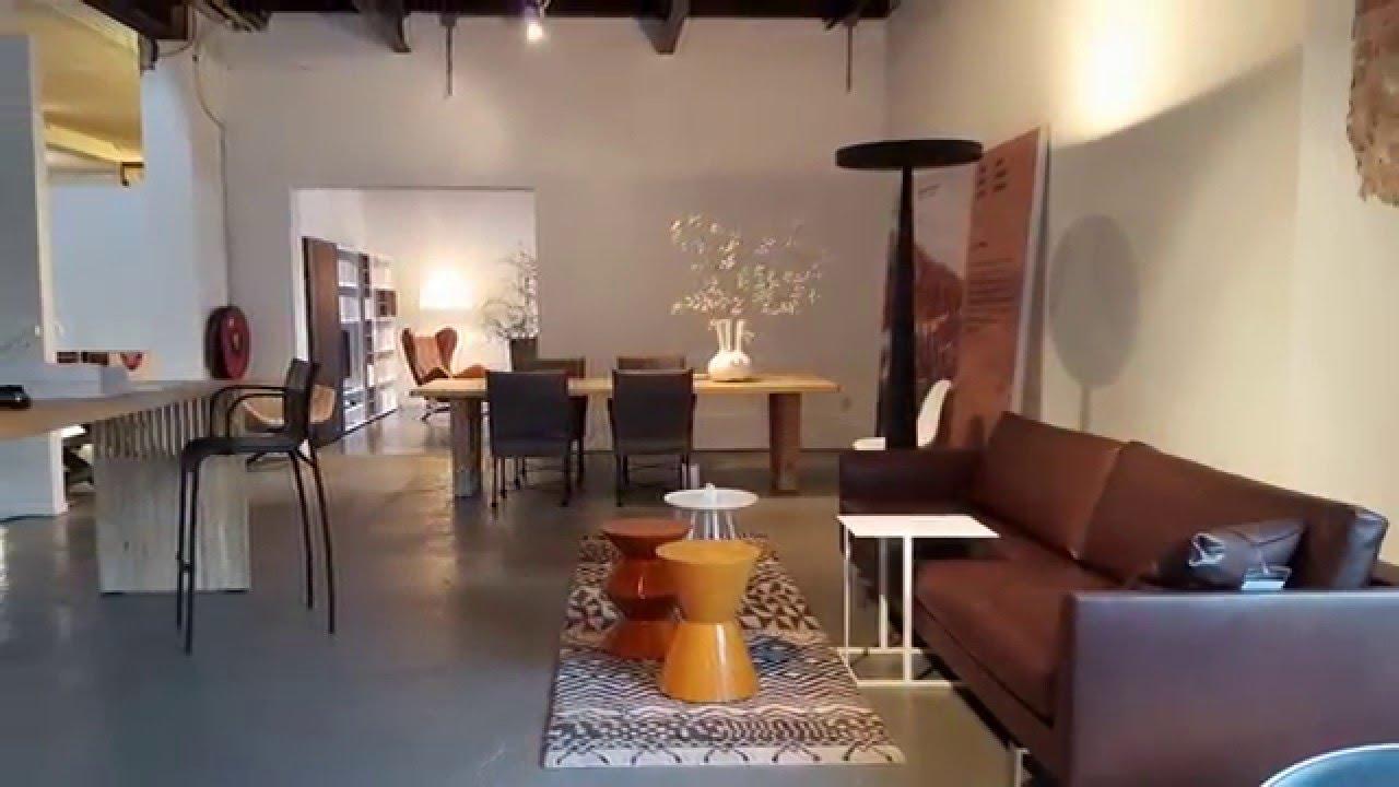 Vernieuwde entree Slijkhuis Interieur Design - YouTube