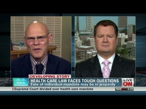 James Carville on overturning health care