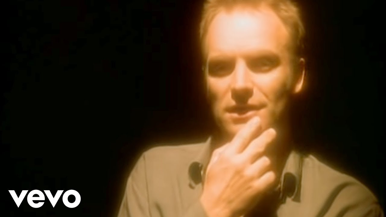 Sting Fields Of Gold Official Music Video Youtube