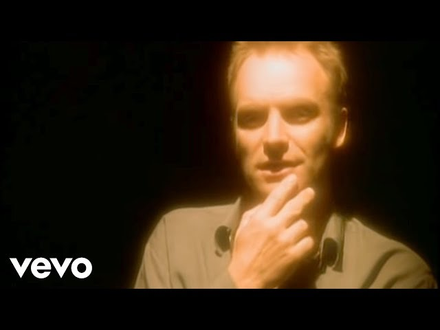 Sting - Fields Of Gold (Official Music Video)