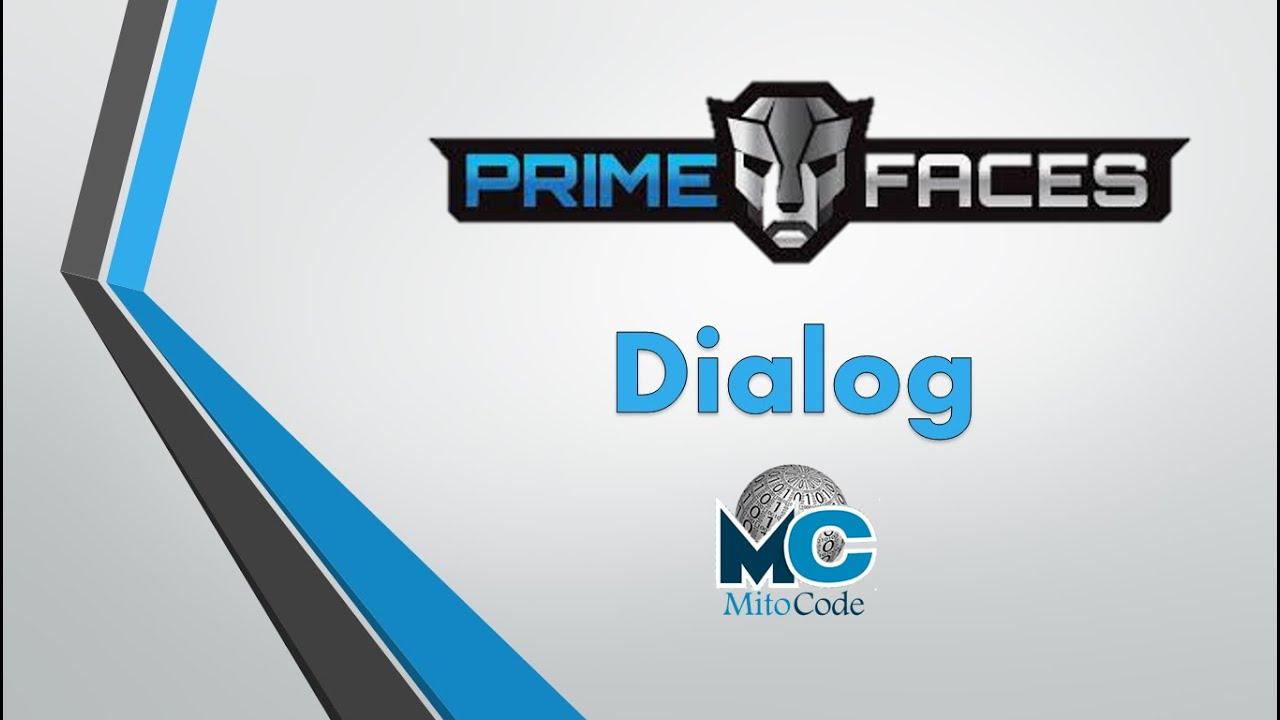 Primefaces Dialog