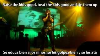 Porcupine Tree - Strip The Soul (Lyrics & Subtitulado al Español)