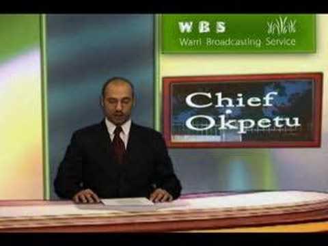 WBS - Trouble with Chief Okpetu (WarriTV)