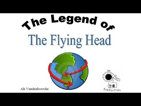 The Idiot Show Movie: The Legend of the Flying Head REMASTERED