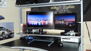 Best Gaming Computer Desk 2014 - Atlantic 33935701 Gaming Desk