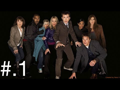 "(Fresh Reaction to) Doctor Who season 4 episode 13 ""journeys end"" part 1"