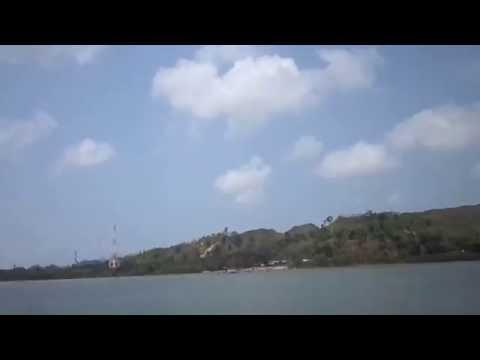 Naf river, border of Bangladesh & Mayanmar:))