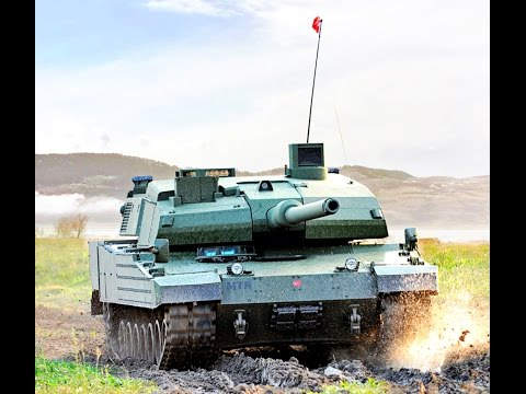 Türk Tankı Altay AMT Tanıtım Filmi