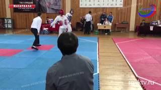В Махачкале завершился турнир по тхэквондо «Лига Кавказа»