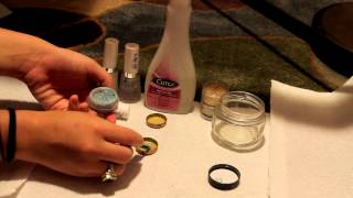 DIY: How to Make Your Own Nail Polish!!!