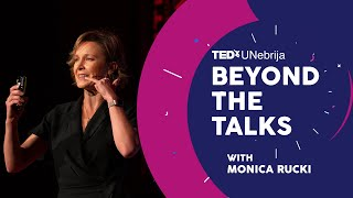 Beyond the Talks | Monica Rucki | Episode 2