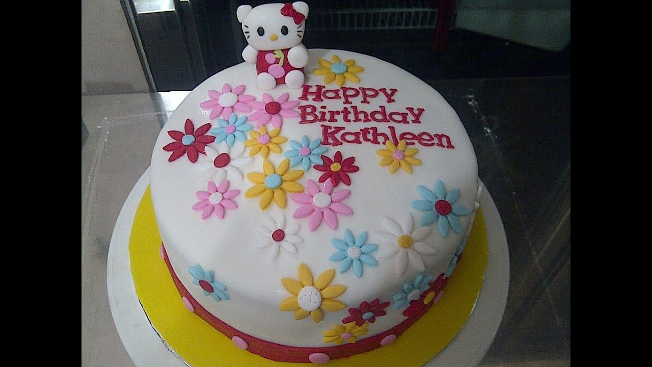 Happy Birthday Kathleen Youtube