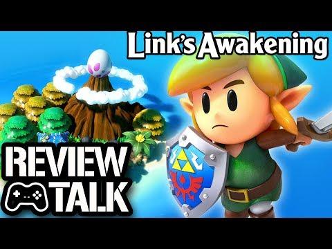 The Legend of Zelda: Link's Awakening - DIE Neuauflage 2019? | Review Talk mit Gregor & Fabian