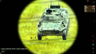 KSVK vs BTR-90 DayZ