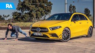 Mercedes-AMG A35 4MATIC. O AMG mais BARATO que podes comprar