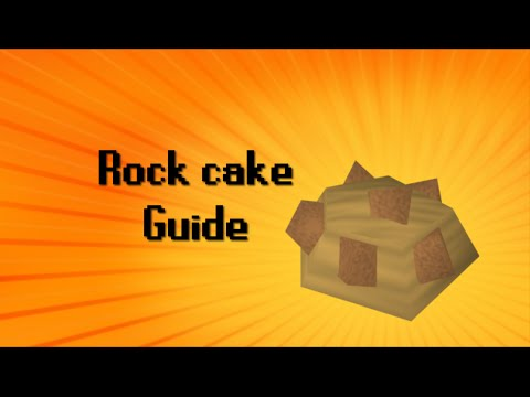 How To Make Cake Runescape