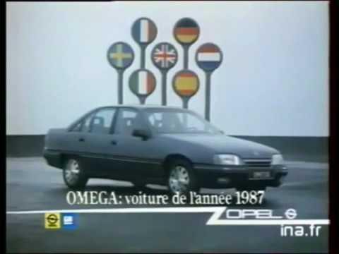opel omega 1990 comercial pics