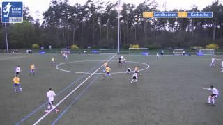 EnBW-Oberliga C-Junioren: SV Sandhausen - Karlsruher SC