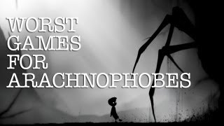 The 5 Worst Games for Arachnophobes - Worst Spiders in Videogames