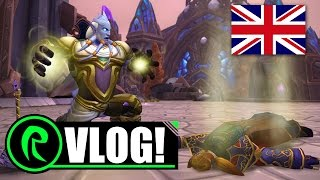WOW LEGION - Alpha 21249 Update VLOG! Holy Paladin #3 - REVIAK