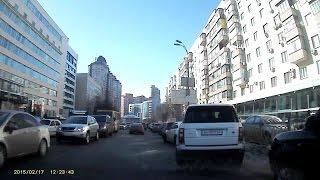 АН 0099 КН Как паркуются беженцы в Киеве.