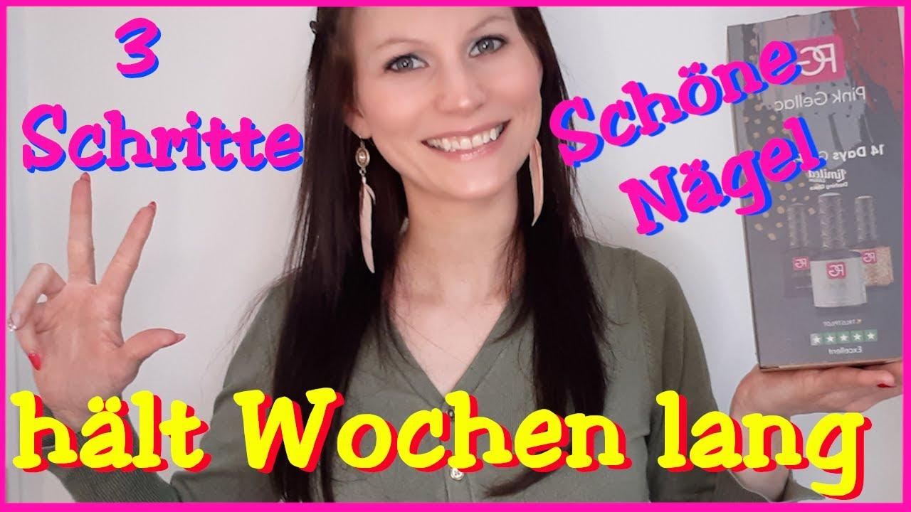 Ich Teste Pink Gellac Top Oder Flop Anwendung Pink Gellac Youtube