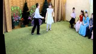 А ты меня любишь. Детский танец.(, 2013-03-15T07:50:39.000Z)