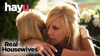 Tamra Breaks Down To Vicki About Her Marriage | The Real Housewives of Orange County