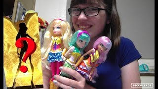 Regal Academy dolls + MYSTERY DREAMIX WINX DOLL trade haul