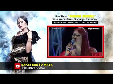 SUSY ARZETTY - SAKSI BANYU MATA (LAGU BARU 2018)