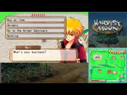 Let's Play Harvest Moon: A New Beginning 25: Here's the News