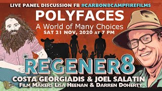 Polyfaces discussion panel - with Costa Georgiadis, Lisa Heenan and Darren Doherty