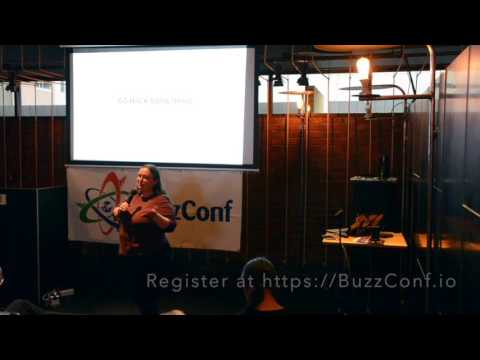 BuzzConf Technology Festival Showcase - talks from the festival's presenters