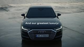 Audi A8 Manifest. Forget the Car. Audi is more