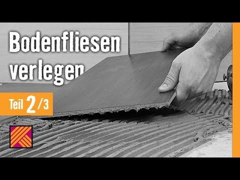 Version 2013 Bodenfliesen Verlegen Kapitel 2 Fliesen Verlegen