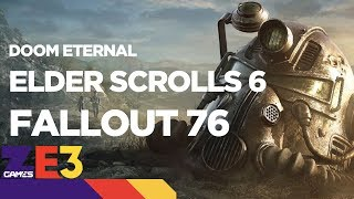 Fallout always online & next gen games revealed - Bethesda E3 2018 press conference recap