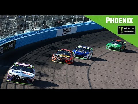 Full Race Replay: Bluegreen Vacations 500 From ISM Raceway | NASCAR Playoff Racing In Phoenix