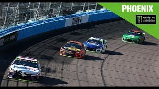 Full Race Replay: Bluegreen Vacations 500 from ISM Raceway   NASCAR Playoff Racing in Phoenix