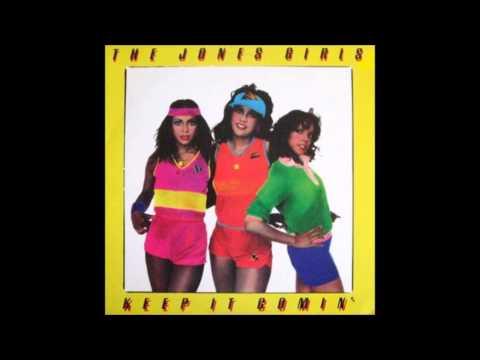 The Jones Girls - Ah, Ah, Ah, Ah