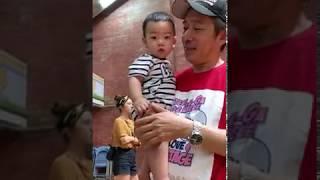 劉阿嘎之蔡桃貴賣萌秀