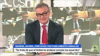 """MANUEL GAVIRA: """"El principal objetivo es que el Gobierno cumpla los acuerdos firmados"""""""