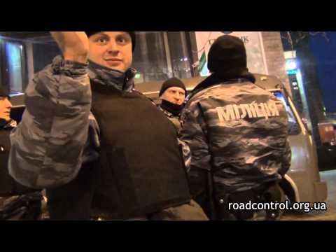 Народ берет Майдан