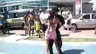 brazilian dance-forró