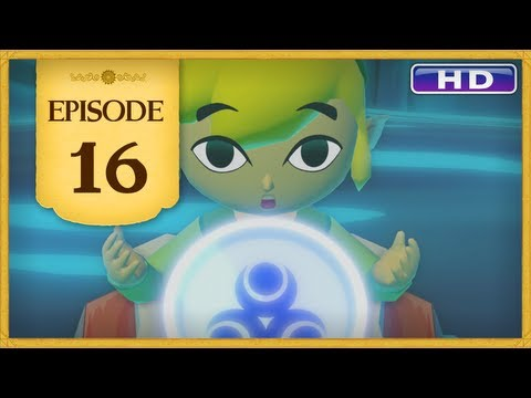 The Legend of Zelda: The Wind Waker HD - Episode 16 | Nayru's Pearl