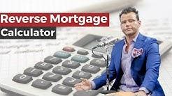 Reverse Mortgage Calculator